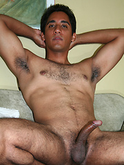 Nice looking latin guy naked, Added: 2011-09-06 by ManAvenue