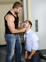 Big muscle fuck, Added: 2013-08-14 by Men