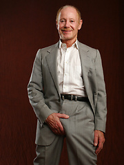 Daddy Jerry in suit, posing, Added: 2013-11-17 by Hot Older Male