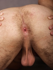 Sexy stud Maxim Moira busts a nut onto his stomach., Added: 2014-06-07 by Next Door World