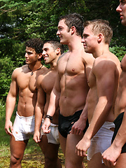 Campus Hunks, Added: 2014-09-07 by SeanCody