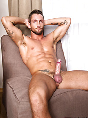 Nick North And Josh Milk Double Aaron Steel's Raw Pleasure, Added: 2014-10-19 by Lucas Entetainment