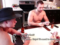 1st Anniversary Gang Bang: Felix Takes The Hit!, Added: 2014-12-12 by JizzAddiction