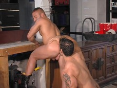 Fast Paced: Scene 02: JR Bronson & Marcus Ruhl, Added: 2015-01-27 by TitanMen