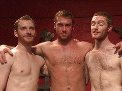 The Three Red Heads - Live Show, Added: 2015-02-27 by Bound Gods