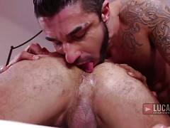 Raul Korso Swallows Max Toro's Cock Before Bareback Sex, Added: 2015-02-27 by Lucas Entetainment