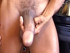 Ricky's Monster Cock, Added: 2015-03-13 by Finest Latin Men