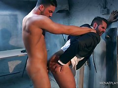 Hung. Starring Ronnie Bonanova & Dani Robles, Added: 2015-04-15 by Men at Play