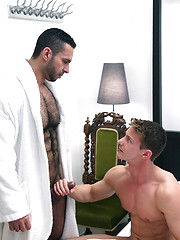 He Morning After. Starring Adam Champ & Adrius Ferdynand, Added: 2015-04-18 by Men at Play