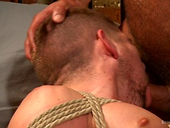 Muscle hookup gone wrong, Added: 2015-08-25 by Bound Gods