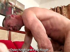 Dylan Knight & Pete Rough, Added: 2015-08-26 by Auntie Bob