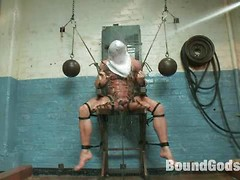 Most challenging suspensions in the history of Bound Gods - Live Shoot, Added: 2015-08-29 by Bound Gods