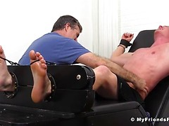 "6'3"" Seamus Tied and Tickle Tortured - Seamus, Added: 2016-10-12 by Nextdoor Raw"