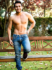 Antonio Miracle Tops And Bottoms For Derek Allan, Added: 2016-10-13 by Lucas Entetainment