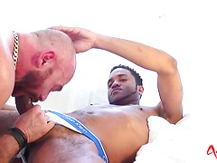 Interracial Daddy Fucking, Added: 2016-11-25 by Alpha Male Fuckers