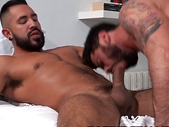 Men Of Madrid - Gabriel Taurus and Mario Domenech, Added: 2017-01-02 by Raging Stallion