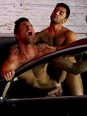 Sex on Cars - XXX Type. Starring Andrea Suarez and Bruno Bernal, Added: 2017-04-18 by UndieTwinks