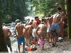 Just For Fun - muscled twinks orgy, Added: 2011-12-19 by Bel Ami Online