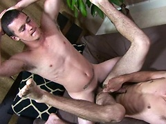 Broke Straight Boys - Bobby and Darren fuck, Added: 2012-01-08 by Broke Straight Boys
