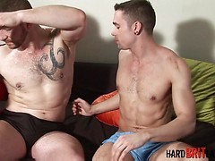 Jeff Stronger and Chase Reynolds, Added: 2017-10-11 by Hard Brit Lads